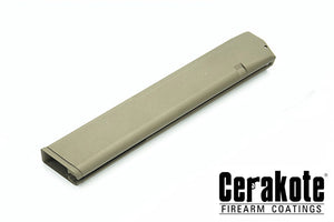 Guarder Aluminum Magazine Case for MARUI G17/18C/22/34 (Extended/FDE)
