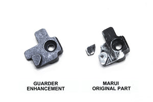 Guarder Steel HOP-UP Rail Block for MARUI G19