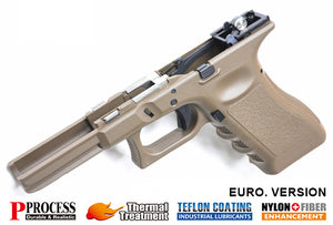 Guarder New Generation Frame Complete Set for MARUI G17/22/34 (Euro. Ver./FDE)
