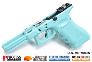 Guarder New Generation Frame Complete Set for MARUI G17/22/34 (U.S. Ver./Robin Egg Blue)