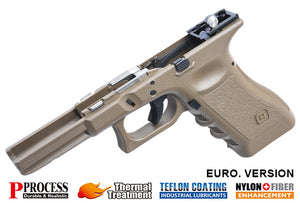 Guarder New Generation Frame Complete Set for MARUI G17/22/34 (G4-Style/FDE)