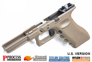 Guarder New Generation Frame Complete Set for MARUI G17/22/34 (U.S. Ver./FDE)