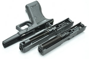 Guarder New Generation Frame Complete Set for MARUI G17/22/34 (GEN.II/U.S. Ver./Black)