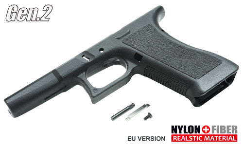 Guarder Gen.2 Original Frame for MARUI G17/22/34 (US. Black)