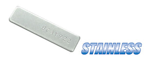 Guarder Stainless Serial Number Tag for MARUI G17 Gen.4 (Original Number)