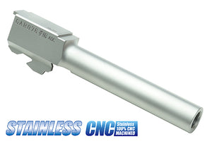 Guarder Stainless Outer Barrel for MARUI G17 (Silver)