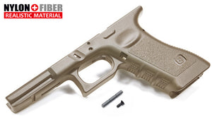 Guarder New Generation Frame for MARUI/KJ/WE/VFC/STARK/UMAREX G17/18C/22/34 (G4-Style/FDE)