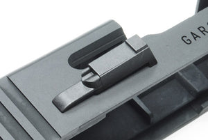 Guarder Aluminum Slide for MARUI G17 (Black)