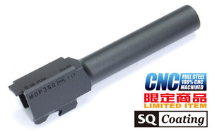 Guarder CNC Steel Outer Barrel for KJ G19 - A Type