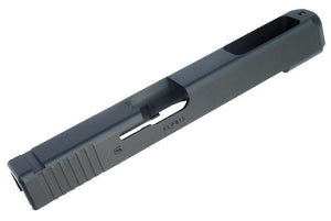 Guarder G34 6061 Aluminum CNC Slide & Steel Barrel Kit for TM G17 (Standard Ver. Black)