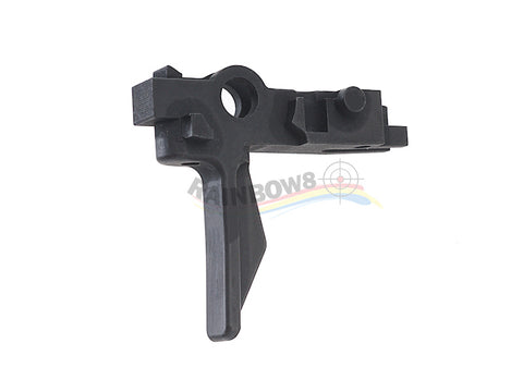 GunsModify Steel CNC Full Adjustable Trigger Sear Set for Marui M4 MWS