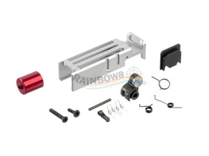 GunsModify Aluminum CNC Zero Housing System for Marui G17/26/34 GBB (CO2 Ready)