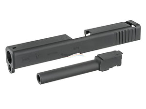 GunsModify G17 CNC Slide and Barrel Set for Marui G17 GBB (2016 Ver.)