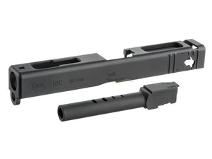GunsModify G18C CNC Slide and Barrel Set for Marui G18C GBB (2016 Ver.)