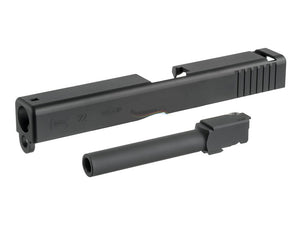 GunsModify G22 Aluminum Slide and Barrel Set for Marui G17 / G22 GBB (2016 Ver.)