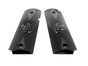 Airsoft Masterpiece 1911 Aluminum Grip Plates (STI Ver.2) (Grey)
