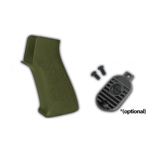 SAA M16 Battle Hand Pistol Grip for M4 AEG (OD)