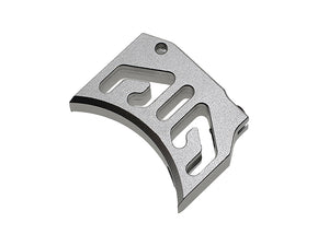 CowCow Aluminum Trigger (Type 1) - Silver