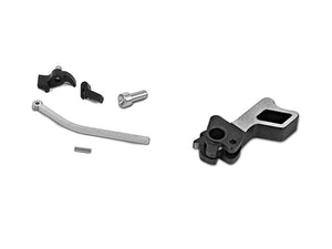 Airsoft Masterpiece CNC Steel Hammer & Sear Set for Marui Hi-CAPA (STI Square) Type 6  (Two Tone)
