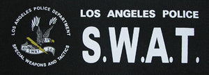 LAPD SWAT Patch (Large)