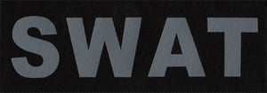 SWAT Grey Patch (Large)