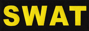SWAT Yellow Patch (Large)
