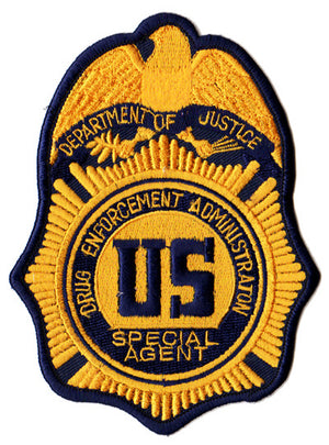 US SPECIAL AGENT Patch