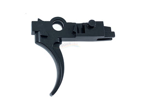 GunsModify MIM Steel MWS Trigger Stock Ver. For Marui M4 MWS