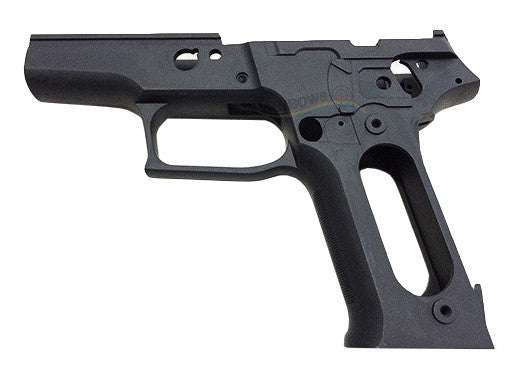 Guarder SIG Navy Aluminum Frame for Marui P226 GBB (Black / Silver)