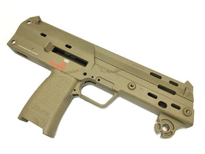 Frame - Tan (Part No.1) For KWA MP7 GBB