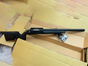 Maple Leaf MLC-338 Sniper Rifle Complete Set (Black, Deluxe Ver.)