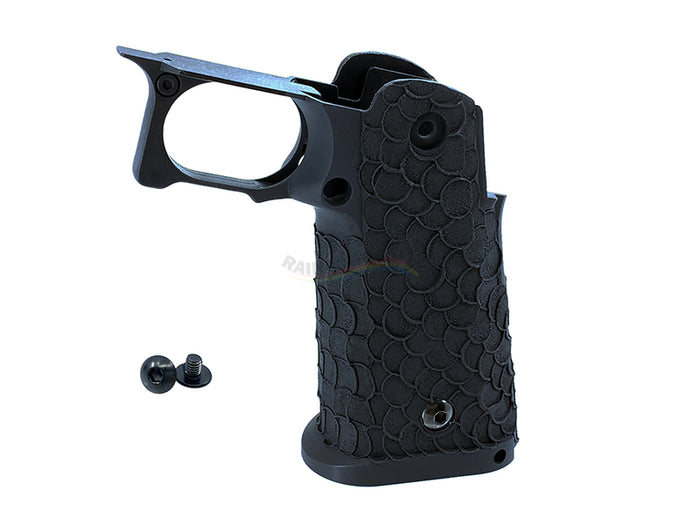 Airsoft Masterpiece Custom STI DVC / Omni Grip (Black)