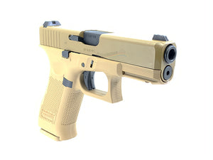 Umarex (VFC) Glock 19X Gas BlowBack Pistol (Tan) - New Ver.