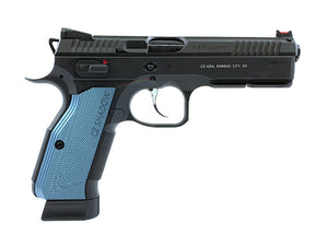 APLUS Custom KJ Works KP15 CZ SHADOW 2 GBB/CO2 Pistol