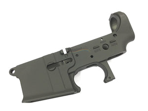 Lower Receiver - No Marking (Part No.10-5) For KSC M4A1 Ver.2 GBBR