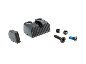GunsModify SU Style Steel CNC Suppressor Sight Set For TM / WE G Series