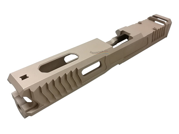Ready Fighter LK Style Uncle Gaspacho RMR Slide for TM G18 GBB (Bronze)