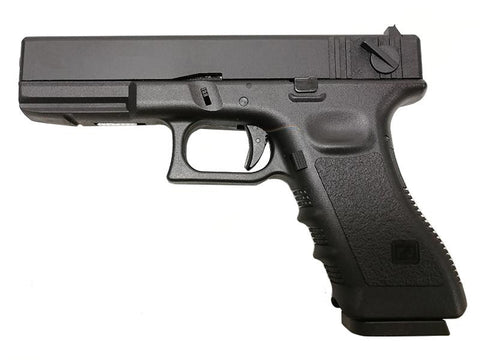 KJ Works KP18 GBB/CO2 Pistol (Black) (No Marking Ver.)