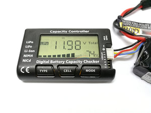 LK Power Digital Battery Capacity Checker