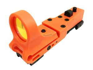Clone C-More Red Dot Sight (Orange)