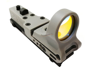Clone C-More Red Dot Sight (Grey)
