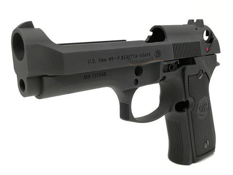 Guarder Aluminum Kit for MARUI M9 GBB Early Type C (2018 New Ver. / Black)