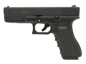 APLUS Custom KJ Works KP17 GBB/CO2 Pistol (Black)
