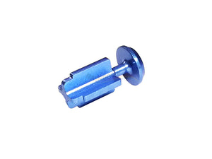Maple Leaf ESD Cylinder Valve (Blue) for Marui / KJ / WE GBB Pistol