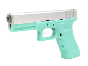 GunsModify Tiffany Blue Limited Conversion Kit Set For Marui G17 (Limited Edition)