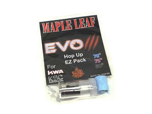Maple Leaf Evo III EZ Pack Hop Up Tensioner Set (70°) For KSC/KWA GBB/R