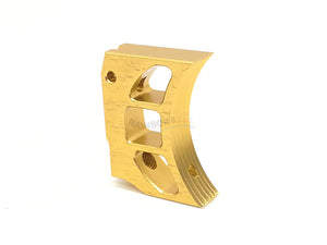 Airsoft Masterpiece Aluminum Trigger Type 11 (Gold)