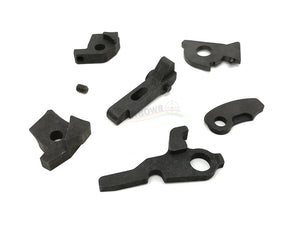 GunsModify Steel CNC Firing Control Full Set For Marui M4 MWS GBBR
