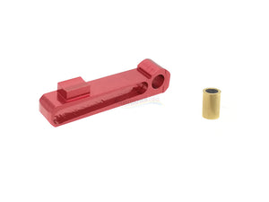 Maple Leaf Monster Hop Up Adjustment Lever for TM VSR-10 (Red)