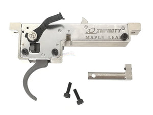 Maple Leaf VSR Infinity CNC 90° Full Steel Trigger Set ( Set w/ Trigger Upgrade ) Gen.2  For TM VSR-10 Series FN SPR A5M